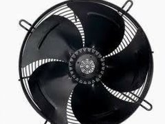Ventilator axial 2500 mc/h